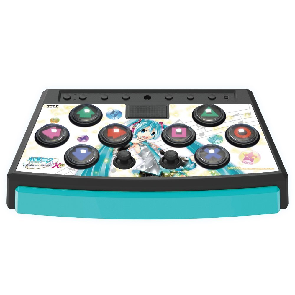 【PS4対応】初音ミク -Project DIVA- X HD 専用ミニコントローラー for PlayStation4 B01GH447TW