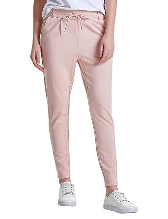Only Damen Hose Onlpoptrash Easy Colour Pant Pnt Noos Amazonde