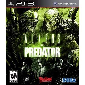 Aliens vs Predator – Playstation 3