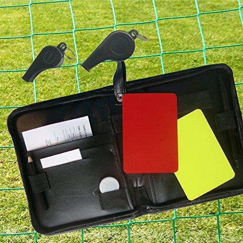 Schiedsrichter-Profi-Set, für Teamsportbedarf - Fußballtraining