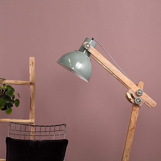 Light & Living Edward - Lámpara de pie alargada con ...