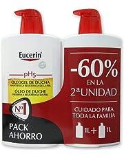EUCERIN PH5 OLEOGEL DE DUCHA 1L + 1L
