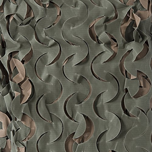 CamoSystems Basic Series Ultra-Lite Military Spec Camouflage - Camouflage Lite Ultra Netting