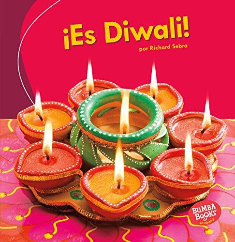 ¡es Diwali! (It's Diwali!) (Bumba Books en español ¡Es una fiesta!/ It's a Holiday!) (Spanish Edition)