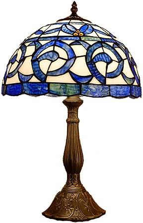 HOUWENJ Lampe De Chevet Rétro Lampe De Table De Chevet De