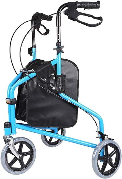 Amazon.com: Carretilla de 3 ruedas para personas mayores ...