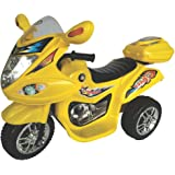 HLX-NMC Battery Operated Fun Bike Yellow