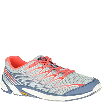 Latest Merrell Coral Shoes Bare Access Arc 4 Sleet Vibrant