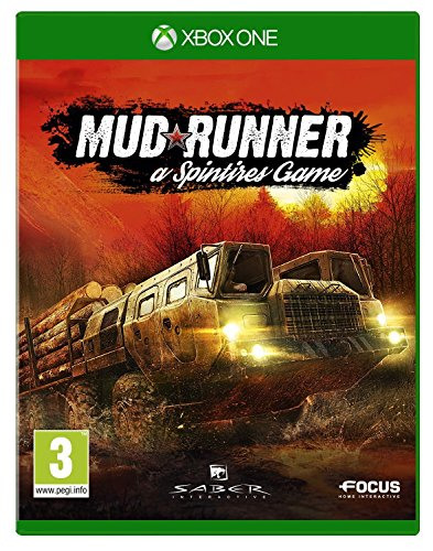 Spintires: Mudrunner (Xbox One) (UK IMPORT) ()