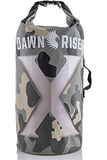 Dawn Riser Kayak Waterproof Dry Bag Backpack –   Transcluscent - for  Camping 5bc819160589b