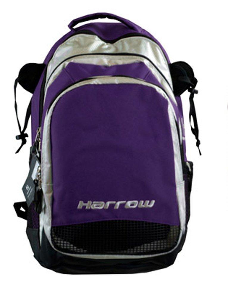 Harrow Elite Backpack, Purple/Silver
