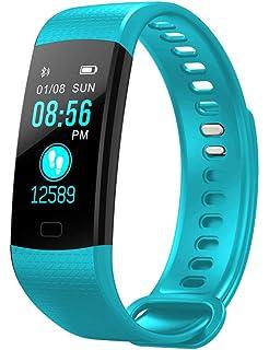 Smart Farbe Pulsmesser Fitness Dzkq Uhr Armband Smartwatch MqGSzVUp