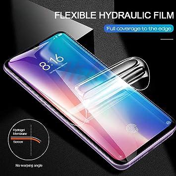 3 Piezas] Película Protectora de hidrogel 35D para Samsung Galaxy ...