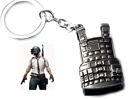 Novelty & Special Use Game Pubg Level 3 Vest Backpack Playerunknowns Battlegrounds Cosplay Props Alloy Armor Model Key Chain Costume Props