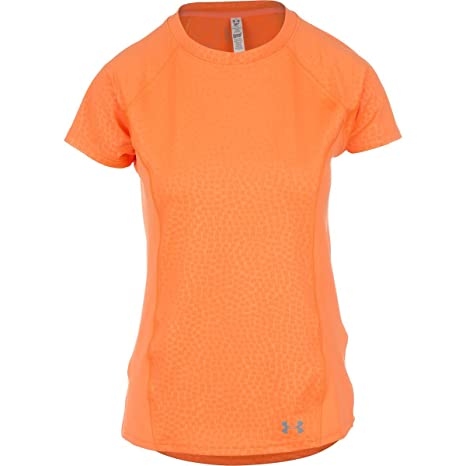 b48141e8 Amazon.com: Under Armour Women's Kyro Short Sleeve CoolSwitch Trail ...