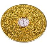 BOUSSOLE FENG SHUI RONDE - Diamètre 13,5 cm