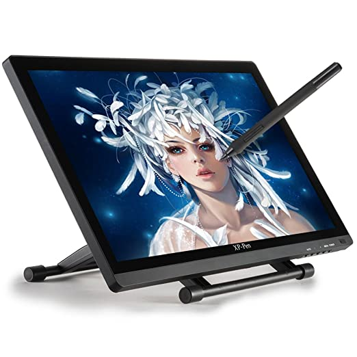 3 opinioni per XP-Pen HD IPS Tavoletta Grafica Digitale Tablet Grafico Dust-free Drawing Monito