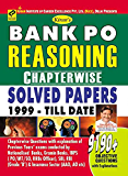 Bank PO Reasoning Chapterwise Solved Papers 1999 – till Date 8000+Objective Questions - 1972