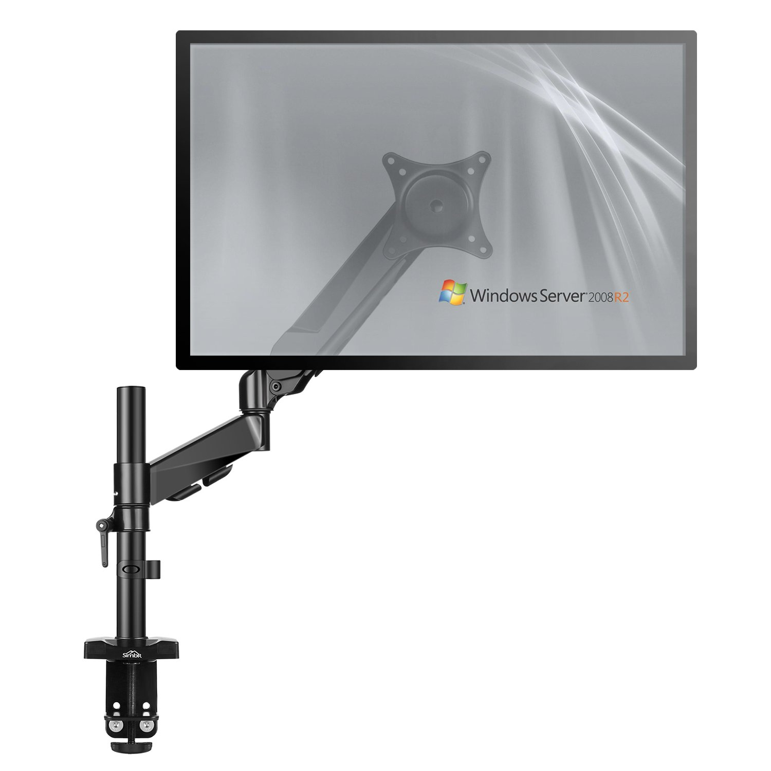 SIMBR Single Spring Monitor Arm for 15-27