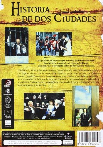 Historia De Dos Ciudades Dvd Amazon Es Varios Cine Y Series Tv