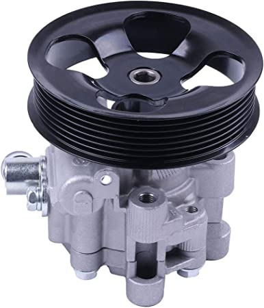 SCITOO Power Steering Pump Compatible for2007 2008 2009 2010 2011 2012 Lexus ES350 2007 2008 2009 2010 11 Toyota Camry 21-5498 Power Assist Pump 2005 2006 2007 2008 2009 2010 2011 2012 Toyota Avalon