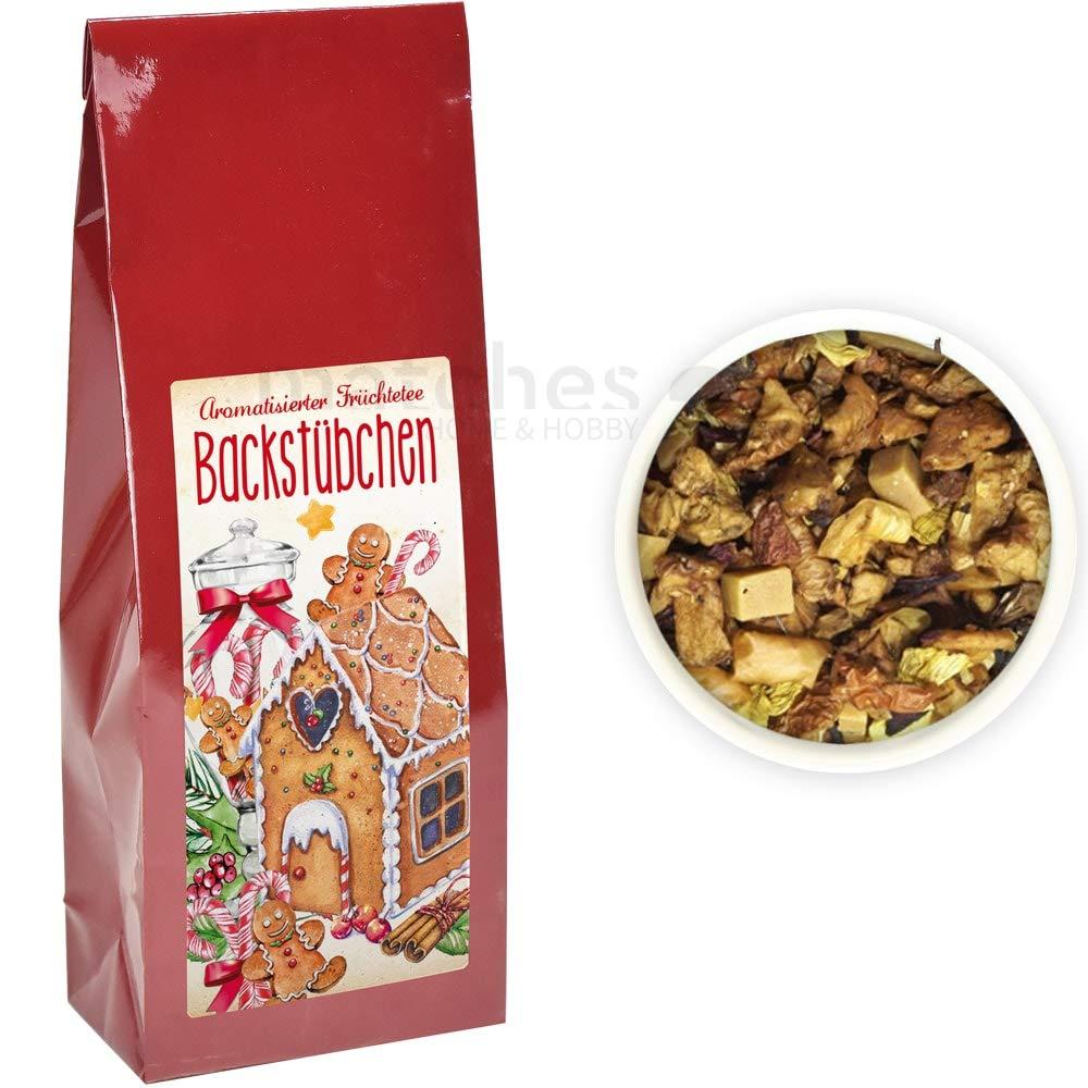 matches21 té de fruta Aroma Navidad/Navidad Invierno Tee - 200 gr. Fabricado en Alemania//muchos tipos disponibles. Winterparty: Amazon.es: Hogar