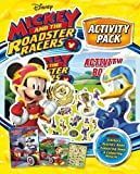 Disney Mickey and the Roadster Racers: Activity Pack (2-in-1 Activity Bag Disney)
