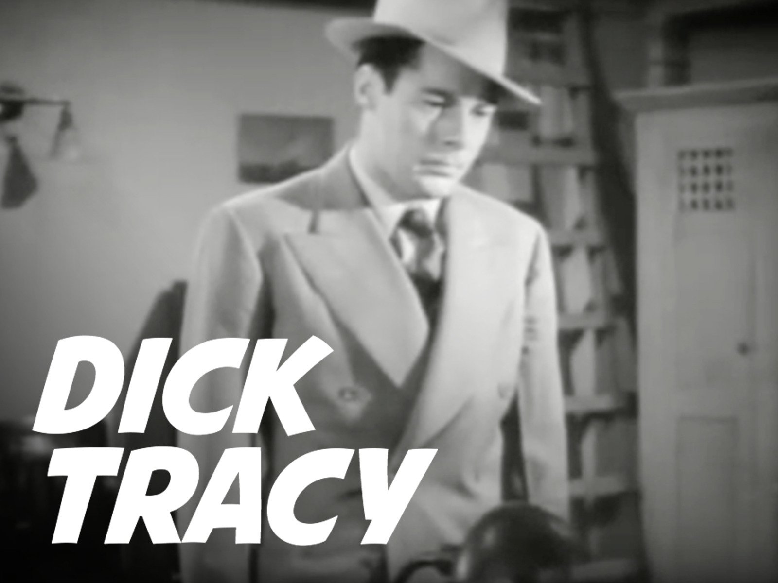 Authoritative dick tracy style hat
