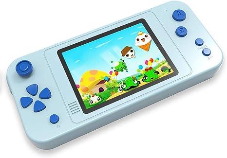 Beico - Juego de Mesa portátil para niños, 218 Juegos de Video ...
