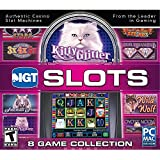 IGT Slots Kitty Glitter 8 Game Collection