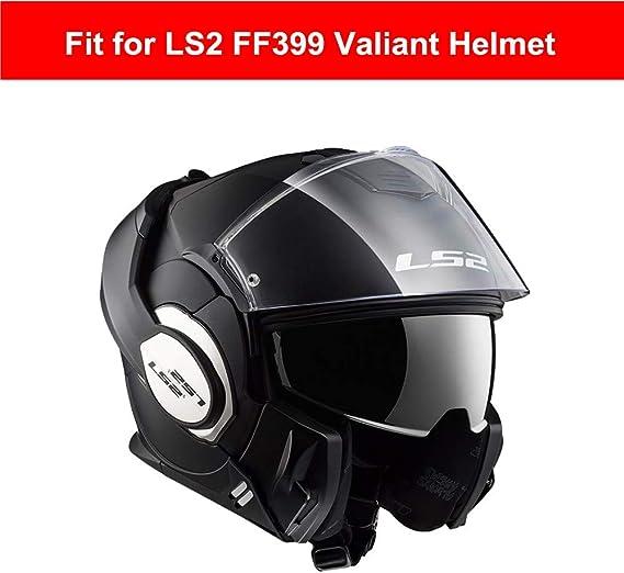 Ls2 Ff399 Valiant Motorrad Helmet Visier Pinlock Ready Verspiegelt Rainbow Auto