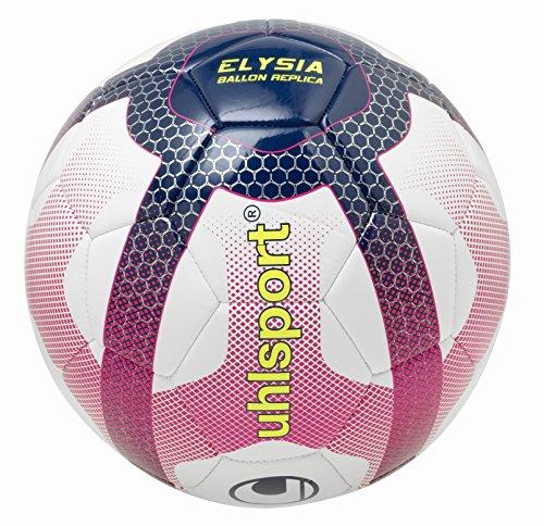 Uhlsport Elysia Ballon Football Design Ligue 1 Cousu Main Modeles 2019 Et 2020 Officiel Et Replica Le Reporter Sablais