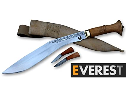 Amazon.com: Everest Blade cuchilla de 13.0 in desierto ...