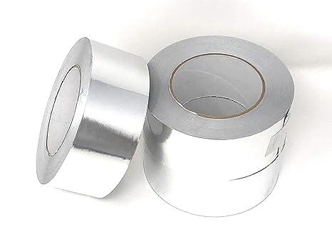 Amazon.com: APT, cinta de aluminio para sellar, aislamiento ...