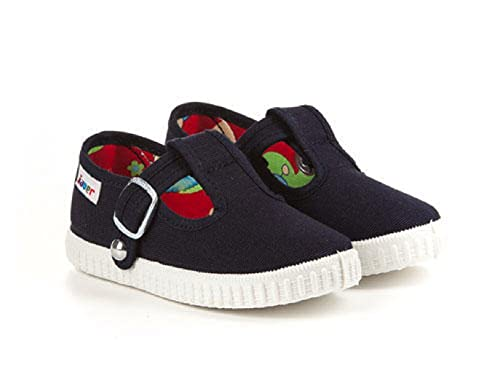 Zapatilla Pepito de Lona niños Unisex, Mod.61 Calzado Infantil Made in Spain, Garantia de Calidad.: Amazon.es: Zapatos y complementos