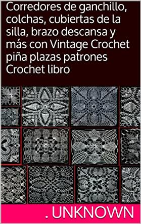 Amazon.com: Corredores de ganchillo, colchas, cubiertas de ...