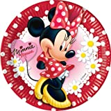 NEU Teller Minnie & Daisies, 23 cm, 10 Stk.