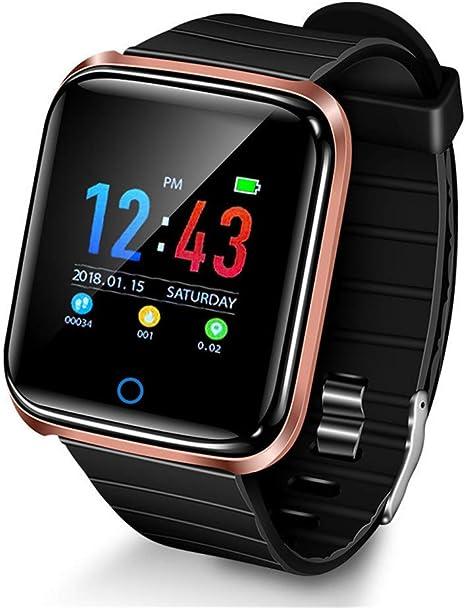 Amazon.com: Reloj inteligente D28 para hombre Ip67 ...