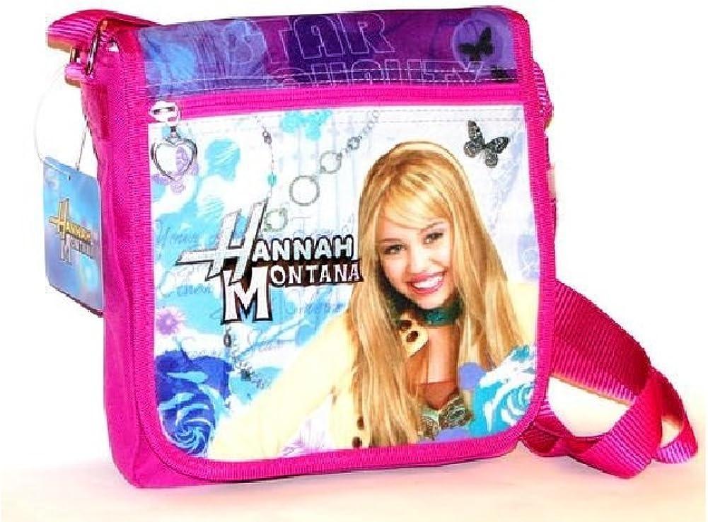 SAC A BANDOULIERE IDEE CADEAU Disney HANNAH MONTANA
