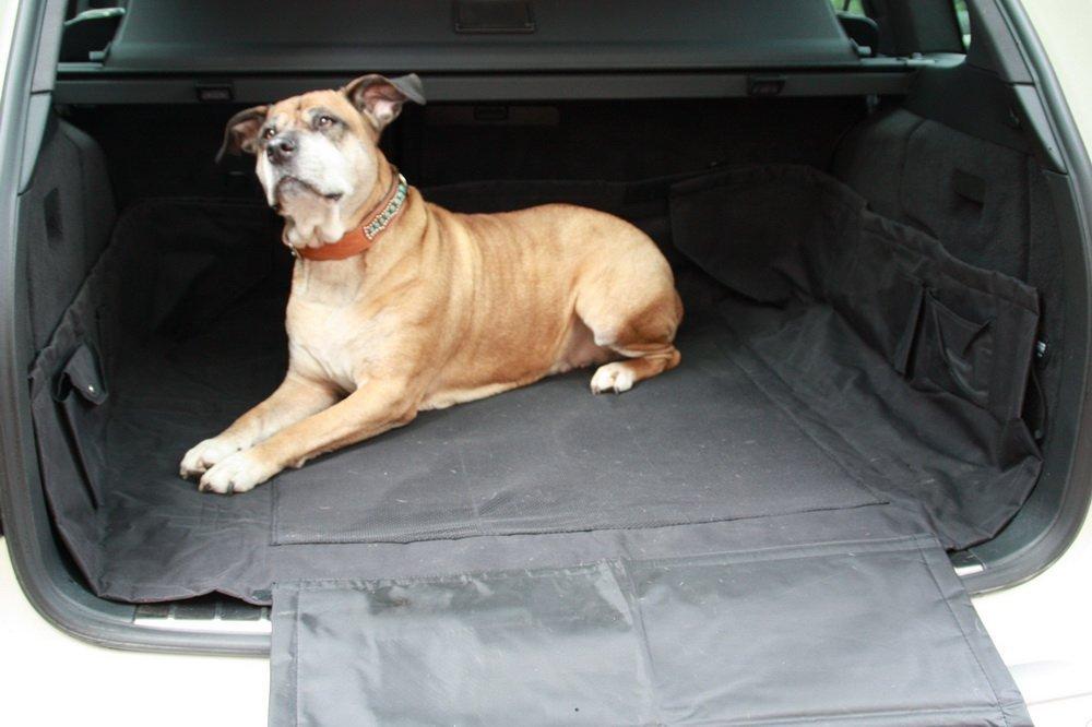 Coche Perros Protección techo para maletero Auto Protección - Manta ya superficie: Tamaño: 165 x 126 cm + 79 x 49 cm: Amazon.es: Coche y moto