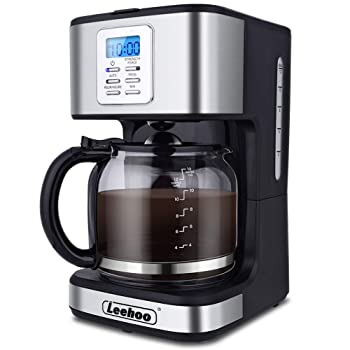 LEEHOO Drip Coffee Maker