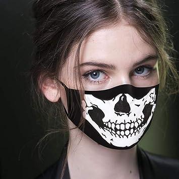 masque tête de mort 15