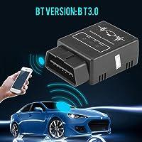 Escáner de diagnóstico Bluetooth OBD2, escáner de código