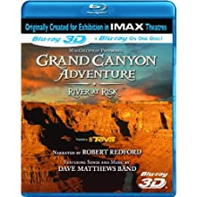 IMAX: Grand Canyon Adventure: River at Risk [Blu-ray 3D] (2008)