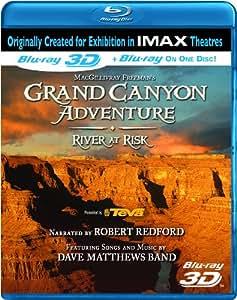 IMAX Grand Canyon Adventure - River at Risk [Blu-ray 3D + Blu-ray]