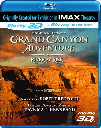 Rapids Park Grand - IMAX: Grand Canyon Adventure: River at Risk [Blu-ray 3D]