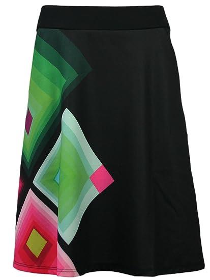 DESIGUAL Mujer Diseñador Top Falda - MELISA -XL: Amazon.es: Ropa y ...