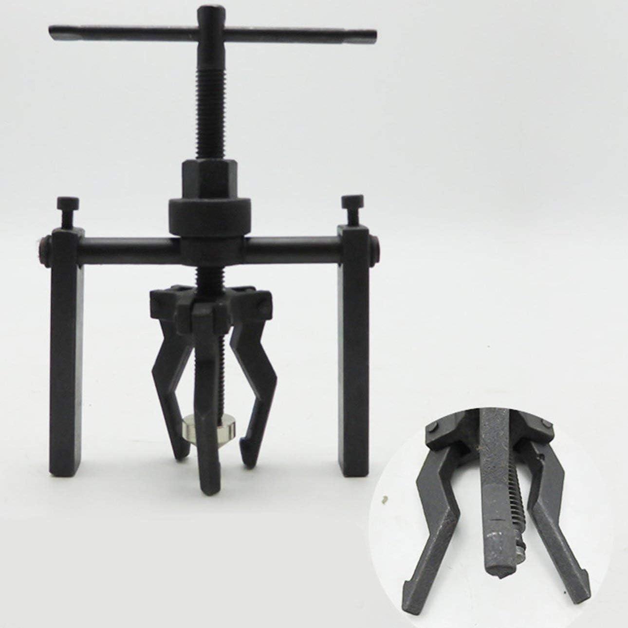 Ballylelly Tres mordazas Extractor de Engranajes Armaz/ón Extractor de Orificios internos Cojinete Extractor de forja