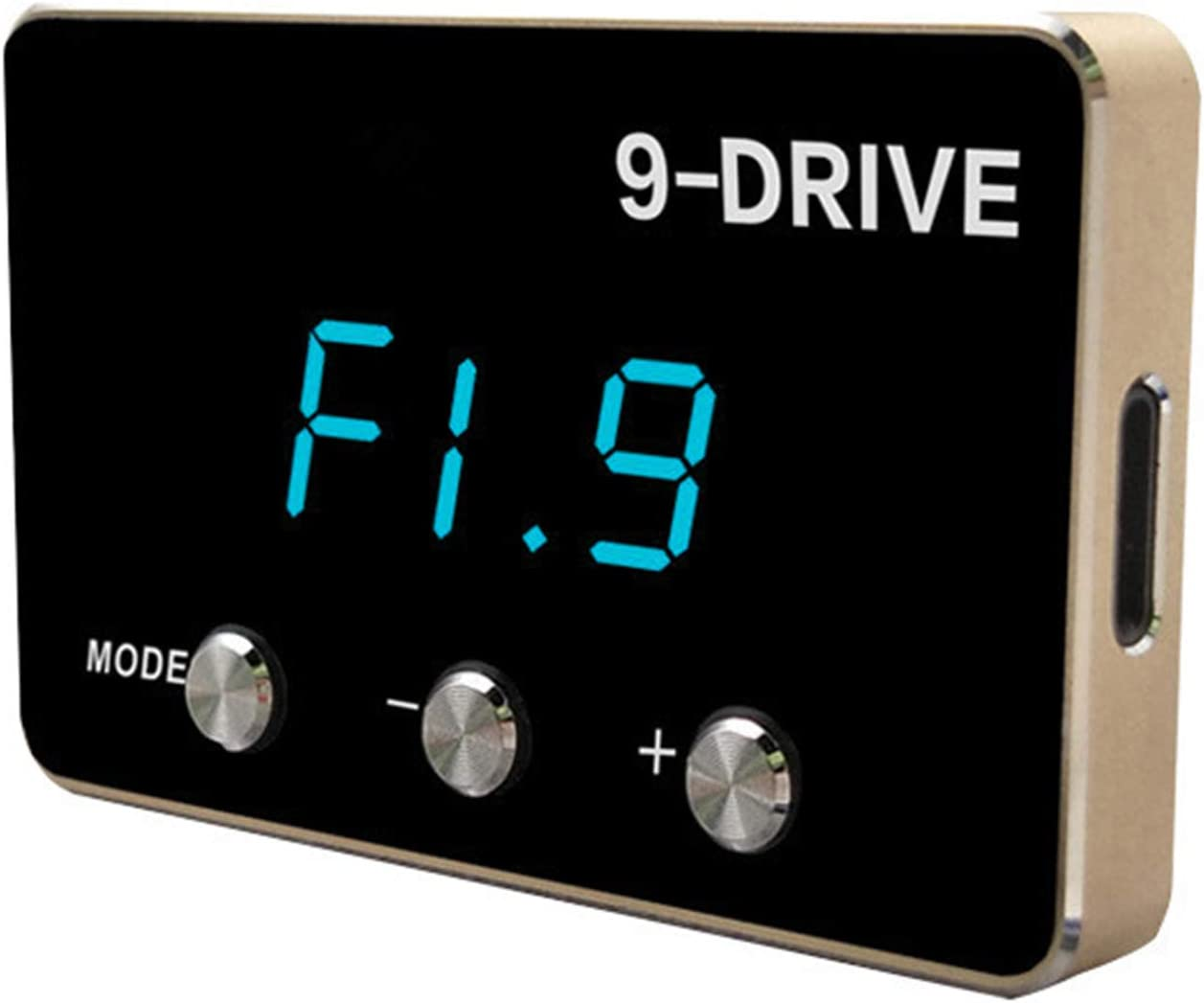 Throttle Response Controller Racing Accelerator,for BWM Full Series 2000 9 Drive Modes Smart Electronic Throttle Controller