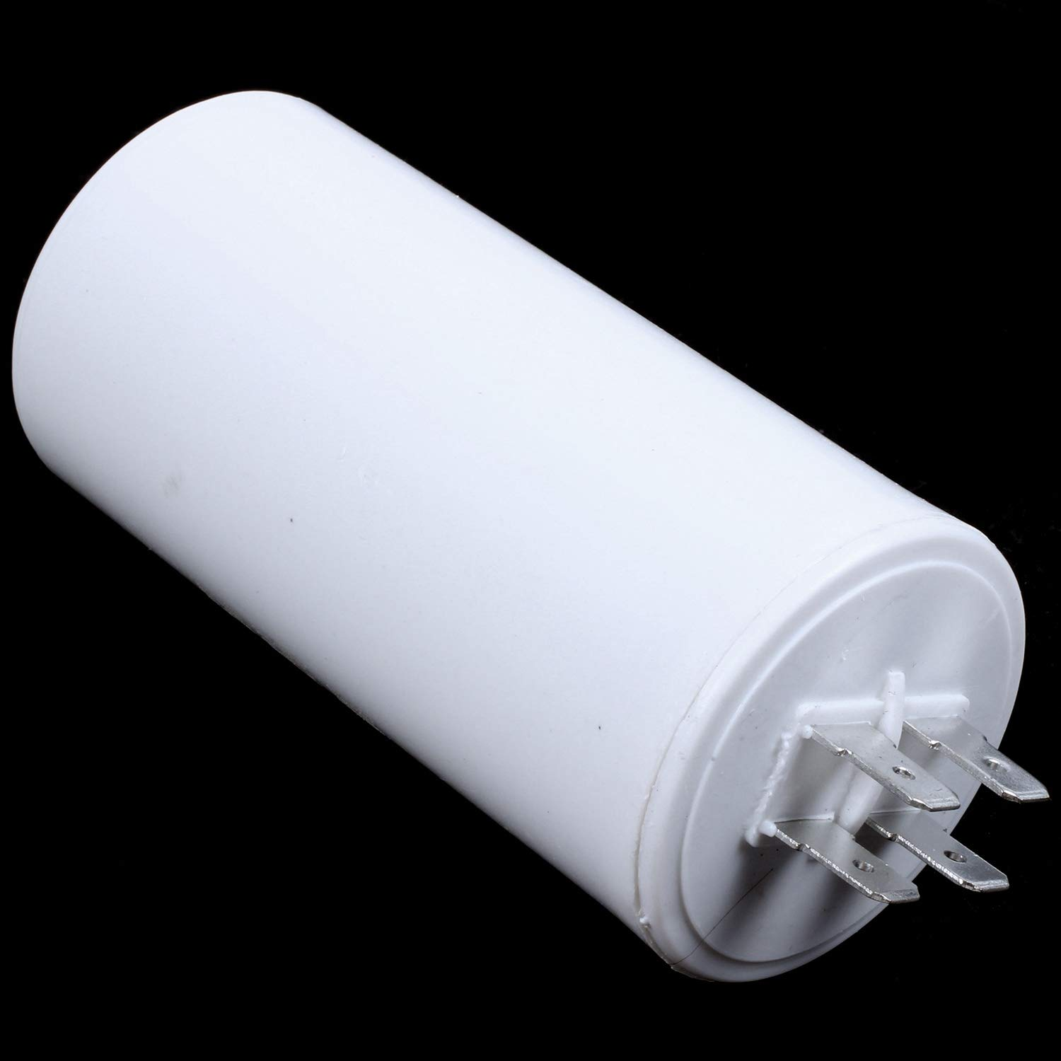 Summerwindy CBB60 AC 450V 50//60Hz 30uF 8mm Thread Polypropylene Film Motor Run Capacitor